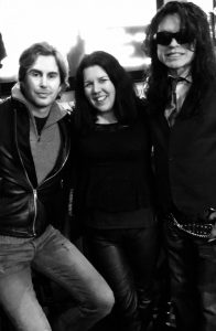 Me with Tommy Wiseau and Greg Sestero!