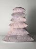 Hellebores flower Cushions - size range