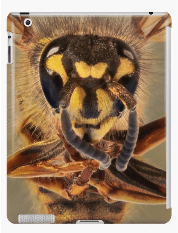 Bee iPad cases