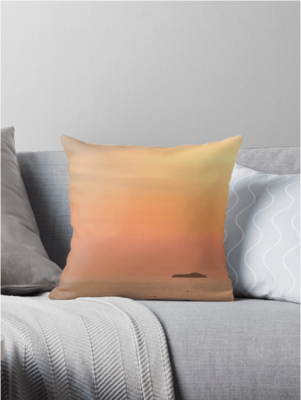 Dubrovnik Sunset Cushions
