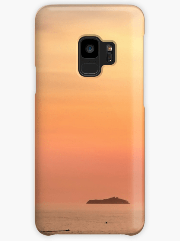 Dubrovnik sunset Samsung Galaxy Phone case