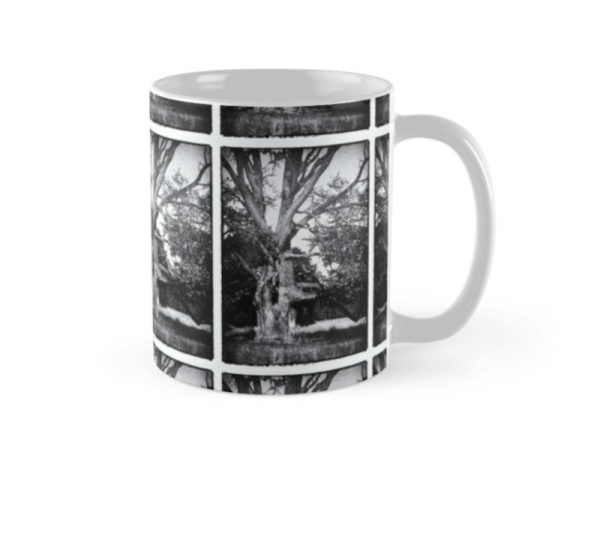 Spooky Tree mugs