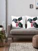 holly cushion - large