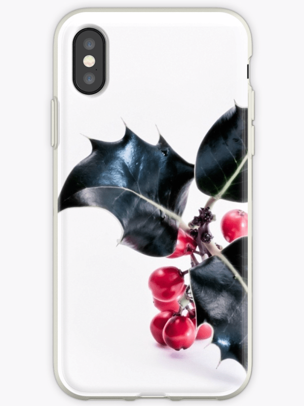 holly iPhone cases