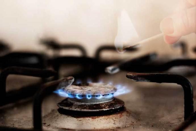 photographic fine art representing gas