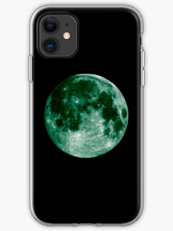 magical moon products - iPhone case