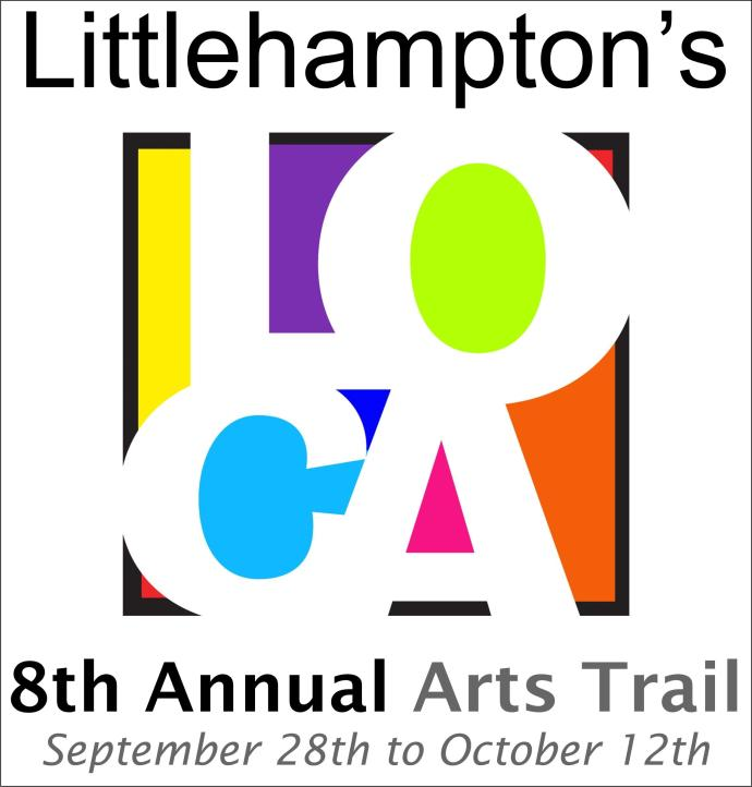 Littlehampton's 8th Annual Arts trail. September 28th to October 12th 2020.