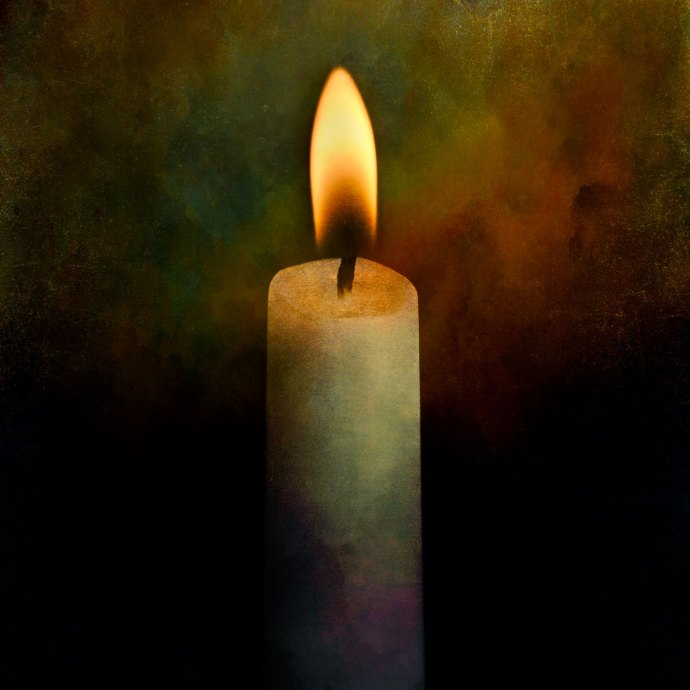 Candlelight for the theme of Breathe