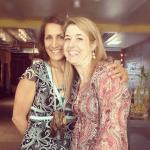 Sara & Kiki in 2012.