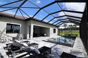 Residential Resort Pool
