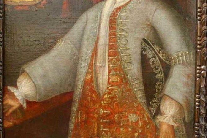 Nobleman Portrait