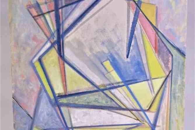 Thomas Eldred (1903 - 1993), American O/C