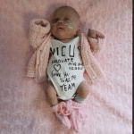 Premature Baby Born at 22 Weeks Heads Home From Hospital