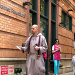 """Catholic Priest Protests at Abortion Clinic Because That's Where """"Innocent Blood is Shed"""""""