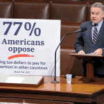 Democrats Vote for Bill to Make Americans Fund Killing Babies in Abortions in Other Countries