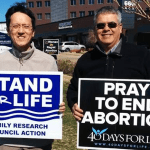 Christians Must Stand Up Against Abortion, Fight Back Against Attacks on Our Faith