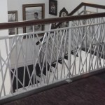 Custom interior railings c
