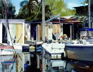 Life on the Water, Douglas H. Teller