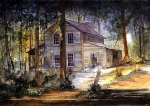 Old Myakka House, Douglas H. Teller