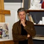 Vladislav Yeliseyev in Studio