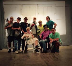 Sarasota Visual Artists Studio 1