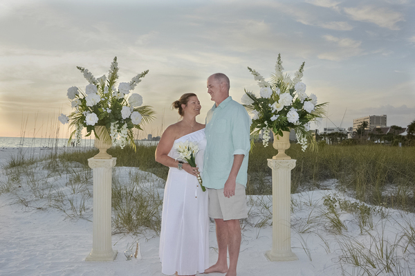 Vow Renewal Decoration Package