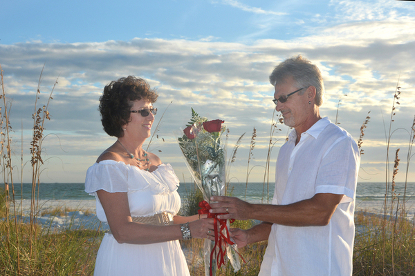 Vow Renewal & Rose Ceremony Package