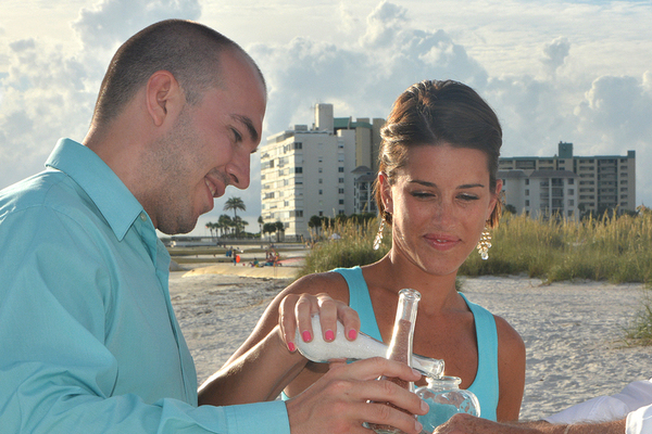 Vow Renewal & Sand Ceremony Package