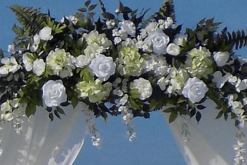 White Dove Beach Wedding