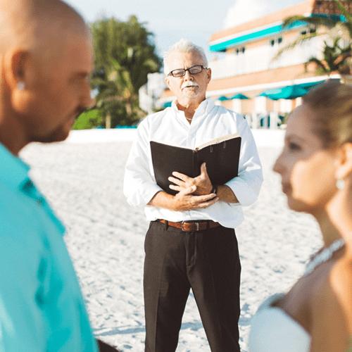 Wedding Ideas Florida: Sarasota Beach Wedding Officiant Florida's Gulfcoast