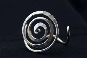 Circle Spiral Bracelet