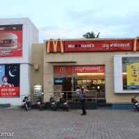 McDonald's Mysore-Bangalore Road