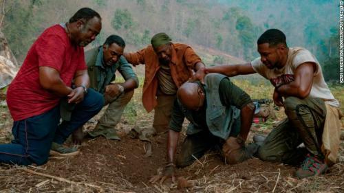 In 'Da 5 Bloods,' Spike Lee Refuses to Look Away