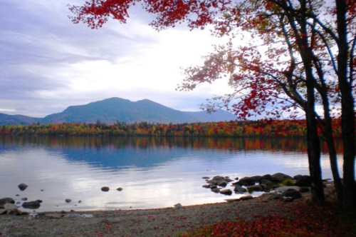 Fall hiking is the Maine event