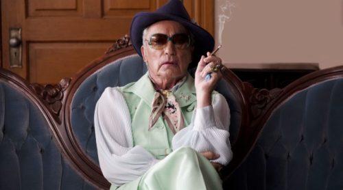 Udo Kier Gets Fabulous in 'Swan Song'