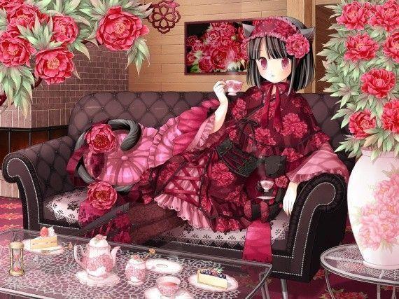 Manga Fleurs