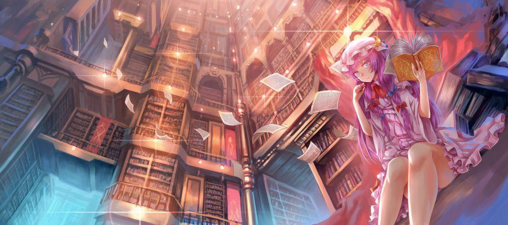 bibliotheque manga
