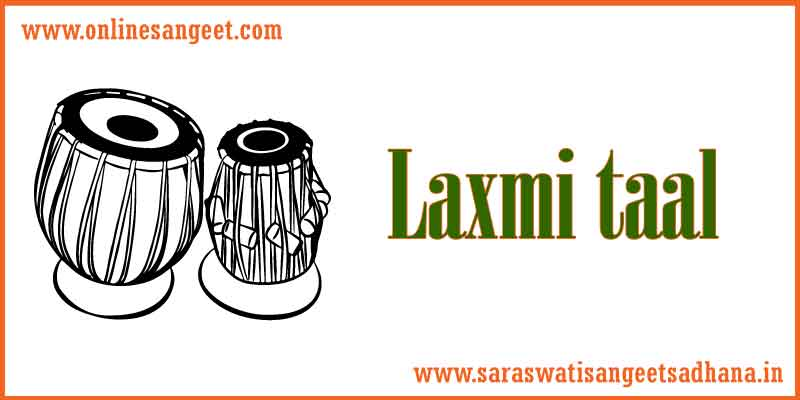 Laxmi-taal in indian music
