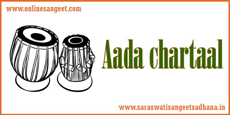 ada-char-taal in indian music