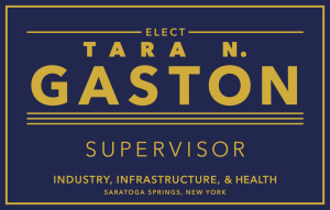 """Art in Motion,"" hosted by Tara N. Gaston for County Supervisor. @ Saratoga Springs 