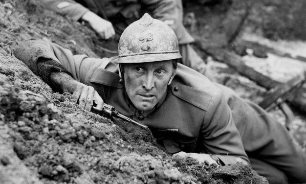 Image result for paths of glory kirk douglas