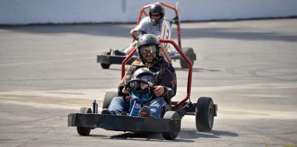 Go-Kart and Monster Truck Rides - Saratoga Speedway