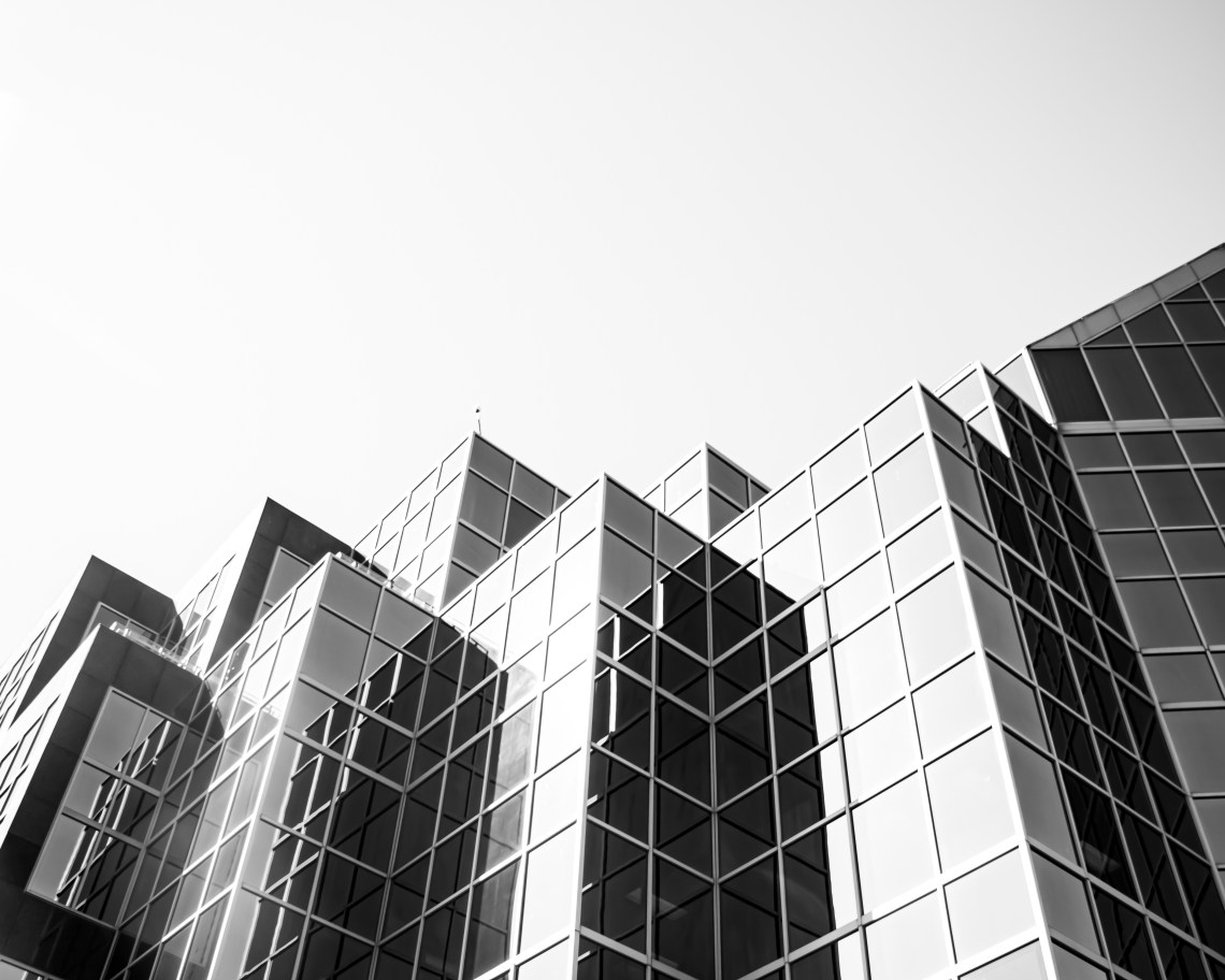 Black and White High Rise Photography Halifax Canada