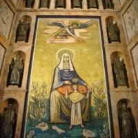 o mosaico da catedral da sé e o diabo a quatro