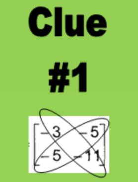 clue 1