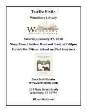 library visit woodbury ct