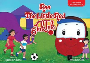 Roo the Little Red Tuk Tuk