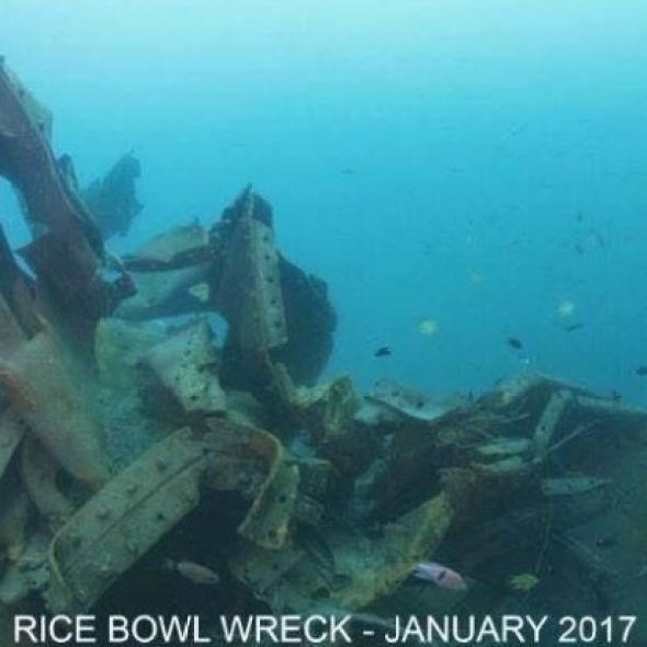 Rice Bowl Wreck [Pix from The Star article, 16 Feb. 2016]