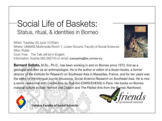Social Life of baskets