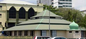 Old Mosque, Sibu